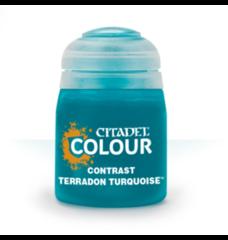 Terradon Turquoise Contrast