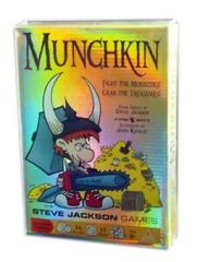 Munchkin Card Game (Mass Market Edition)