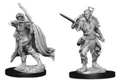 Nolzur's Marvelous Unpainted Miniatures - Elf Rogue (Male)