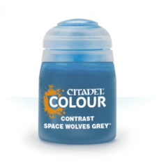 Space Wolves Grey Contrast