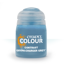 Gryph Charger Grey Contrast