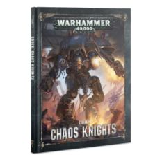 Codex: Chaos Knights (HB) (English)