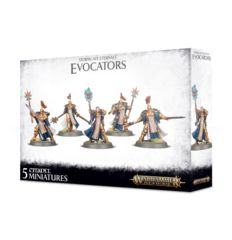 Stormcast Eternals: Evocators