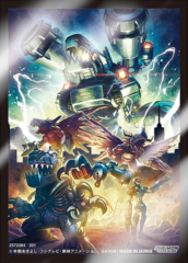Digimon Card Game Official Sleeve Artwork D