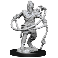 Magic Unpainted Minis: W1 Stoneforge Mystic & Kor Hookmaster (Fighter,Rogue,Wizard)