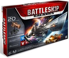 Battleship Galaxies: The Saturn Offensive