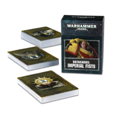 Imperial Fists Datacards
