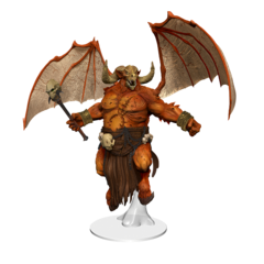 Icons of the Realms Premium Miniatures: Orcus, Demon Lord of Undeath