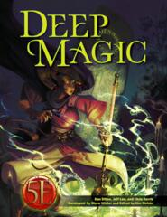 Dungeons and Dragons RPG: Deep Magic Hardcover