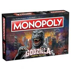 Monopoly: Godzilla Monster Edition