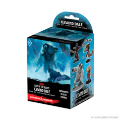 Icons of the Realms Set 17 Icewind Dale: Rime of the Frostmaiden Booster Pack