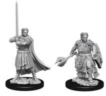 Nolzurs Marvelous Unpainted Miniatures - Male Human Cleric