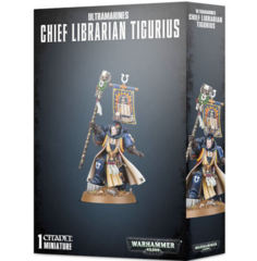 Ultramarines Chief Librarian Tigurius