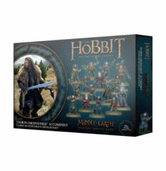 Middle Earth Strategy Battle Game: Thorin Oakenshield and Company