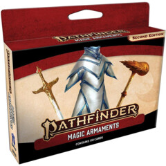 Pathfinder RPG (Second Edition): Magic Armaments Deck