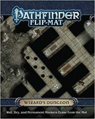PF Flip-Mat: Wizards Dungeon