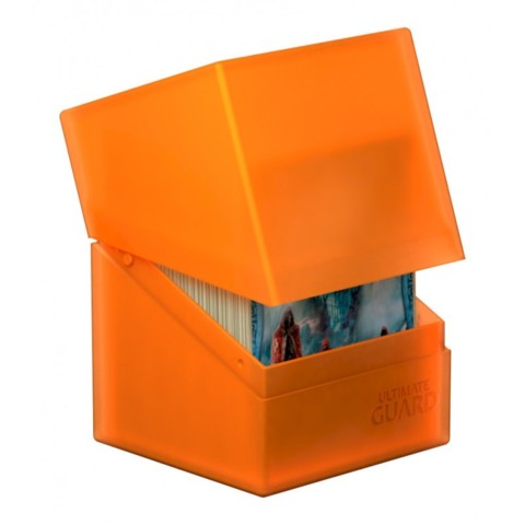 Ultimate Guard - Deck Case 100+ Boulder - Poppy Topaz