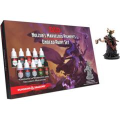 D&D Nolzur's Marvelous Pigments - Undead Paint Set