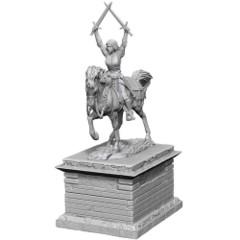 Deep Cuts Unpainted Minis - Heroic Statue