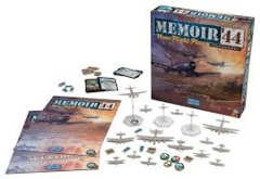Memoir 44: New Flight Plan Expansion
