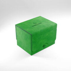 Gamegenic - Sidekick 100+ Convertible Deck Box - Green