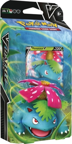 V Battle Deck - Venusaur V