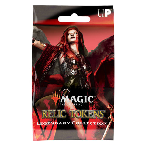 Ultra Pro Magic The Gathering: Relic Tokens - Legendary Collection 1 Pack