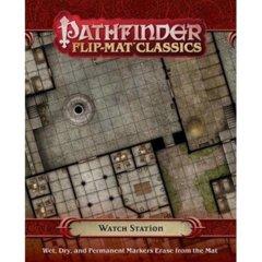 Pathfinder Flip-Mat Classics: Watch Station