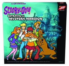 Scooby-Doo! Betrayal at Mystery Mansion