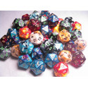 Chessex D20 - Variety of Colors