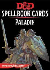 D&D SPELL DECK: PALADIN 2ND EDITION
