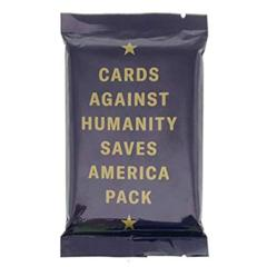 Cards Against Humanity: Saves America Pack
