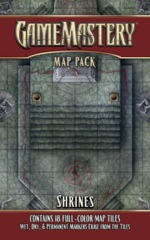 Game mastery Map Pack: Shrines