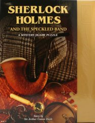 Mystery Puzzle - Sherlock Holmes and the Speckled Band