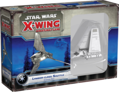 Star Wars: X-Wing Miniatures Game - Lambda-Class Space Shuttle