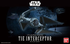 Tie Interceptor - 1/72