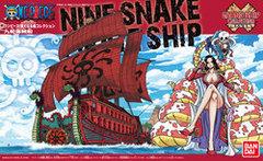 Nine Snake Pirates Ship