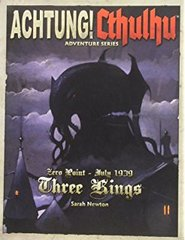 Achtung! Cthulhu - Adventure Series: Three Kings