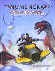 Numenera RPG: Weird Discoveries