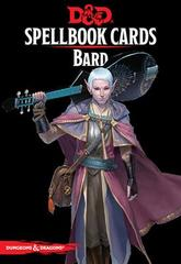 Updated Spellbook Cards - Bard Deck