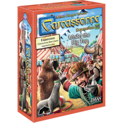Carcassonne Exp 10: Under the Big Top