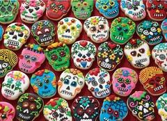 1000 - Sugar Skull Cookies