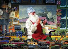 1000 - Santa's Hobby