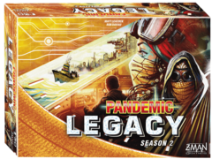 Pandemic Legacy - Season 2 (Yellow Box)