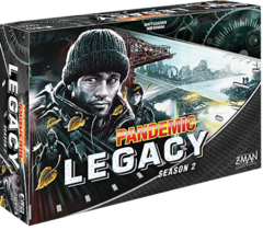 Pandemic Legacy - Season 2 (Black Box)