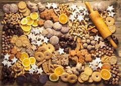 1000 - Christmas Cookies