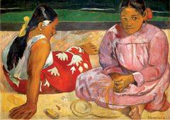 1000 - Women of Tahiti (Gauguin)