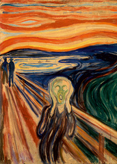 1000 - The Scream (Munch)