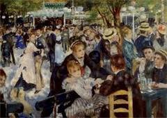 1000 - Dance At The Moulin (Renoir)