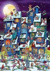 1000 - Christmas Antics